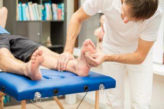 diyabetik ayak sorunu