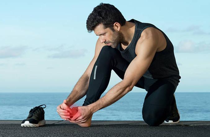sporcu ayak bakımı