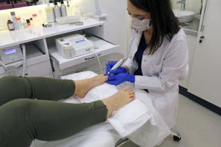 ayak tırnak bakımı